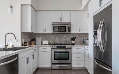 Conception d'une cuisine aménagée : Qu'est que le triangle d'activité ?